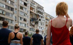 Доля двох чоловіків після вибуху у багатоповерхівці залишається невідомою