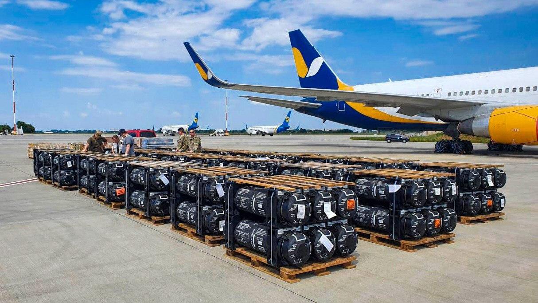 Сполучені Штати передали Україні Javelin, боєприпаси та рації на $60 мільйонів