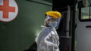 У ЗСУ за минулу добу зафіксовано 10 нових випадків короновірусу