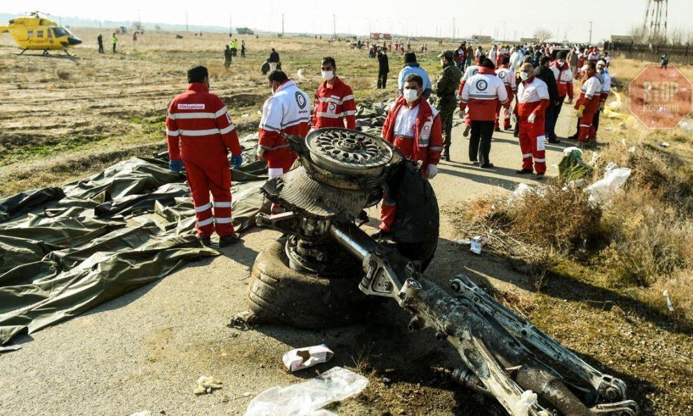 В Ірані затримали шістьох обвинувачених осіб у справі літака МАУ