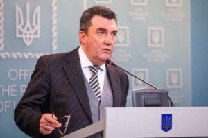 Данілов назвав виробництво високоточної зброї серед пріоритетів державної політики