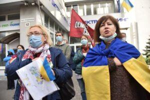 У Львові влаштували «Судний день для Зеленського»