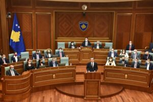 Парламент Косова вдруге спробує обрати президента