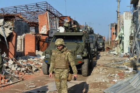 Загальні військові витрати в Україні та світі зросли незважаючи на пандемію