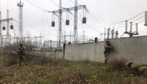СБУ на Херсонщині проводить масштабні антитерористичні навчання