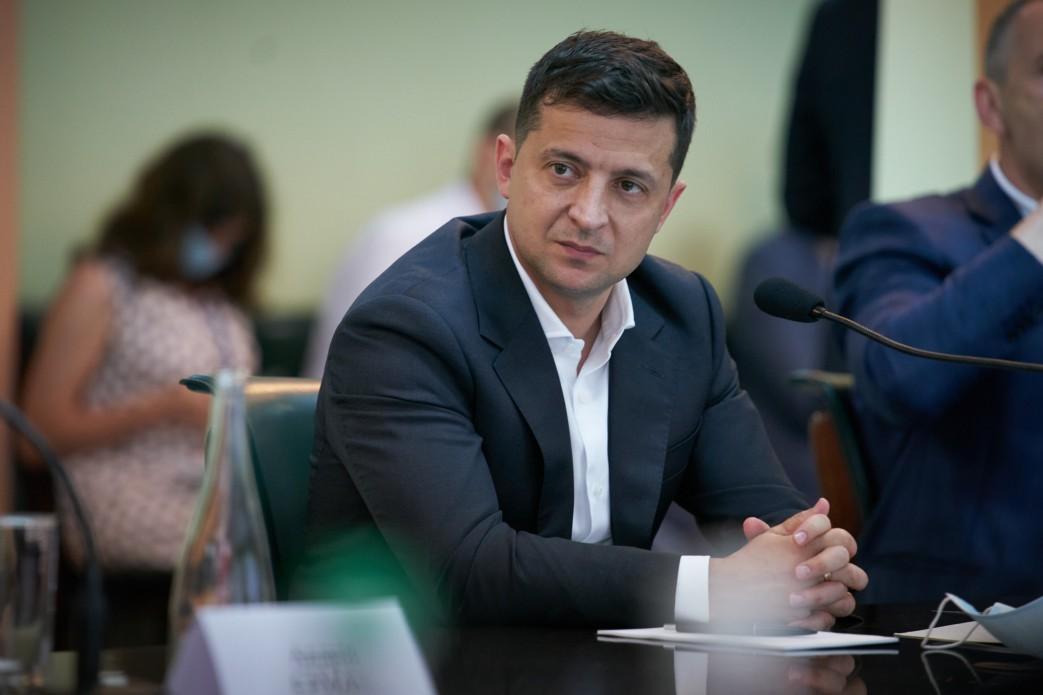 """Зеленський відкинув можливість переговорів з представниками """"ЛДНР"""""""