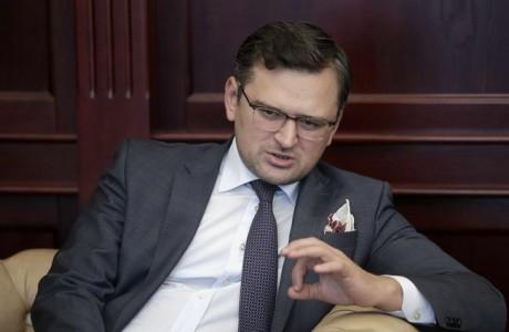 """Україна ніколи не буде вести переговори з ватажками """"Л/ДНР"""", - Кулеба"""