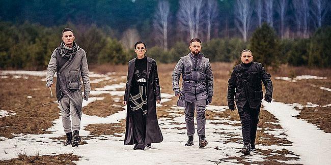 Гурт Go_A вирушив до Роттердаму представляти Україну на Євробаченні