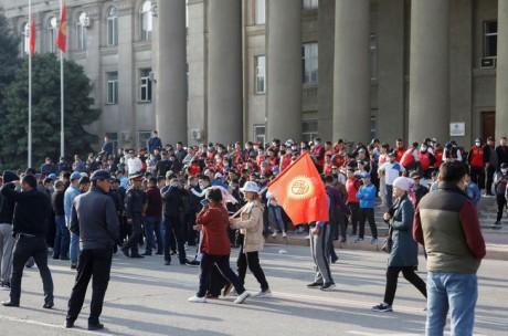 Киргизстан і Таджикистан домовилися про повне припинення вогню на кордоні