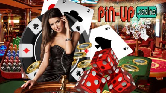 Гра в гральному закладі Pin-Up
