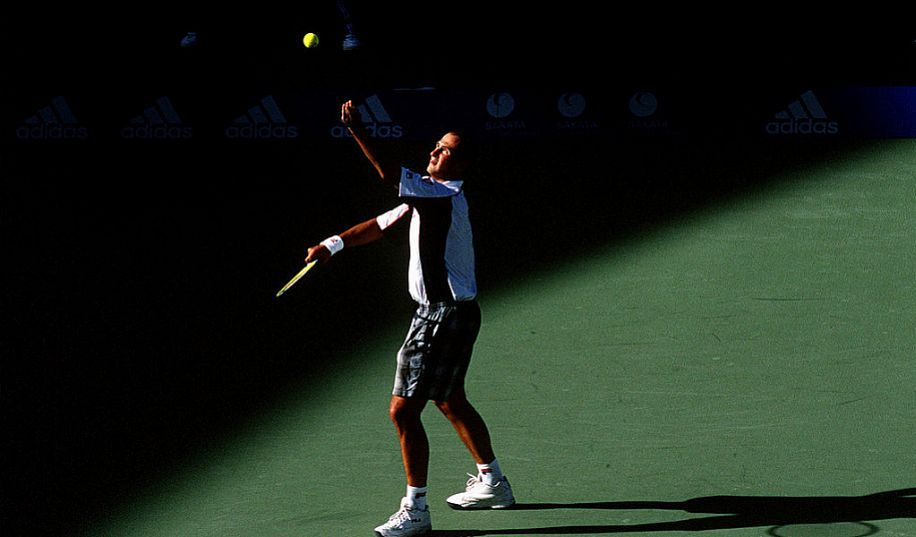 Как стать крутым теннисистом