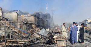 На півночі Афганістану тривають важкі бої – влада