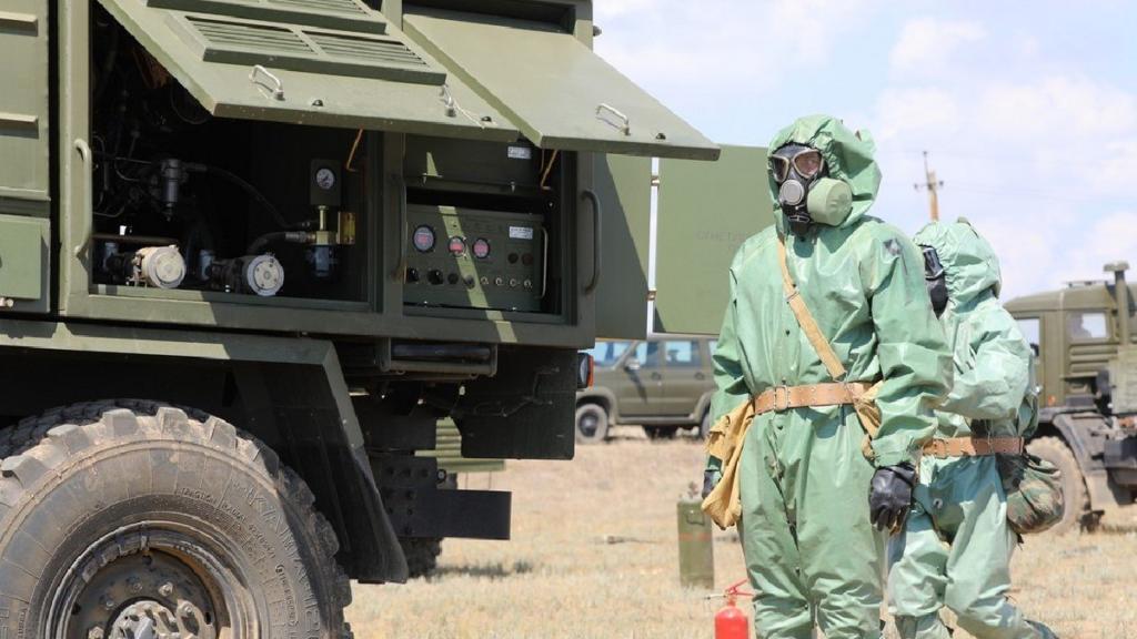 Росія почала масштабні військові навчання на 20 полігонах, зокрема в Криму