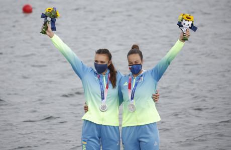 Українські спортсменки принесли перше в історії золото чемпіонату світу у веслуванні на каное