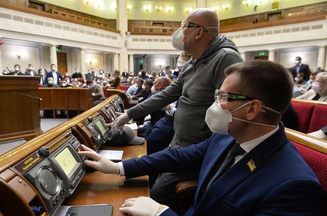 Менше 50% нардепів Верховної Ради є вакцинованими - Радуцький