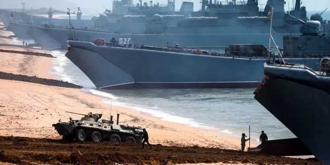 РФ перетворює окупований Крим на ядерний відстійник, - розвідка Міноборони України